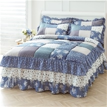 Virginia Patchwork Bedding