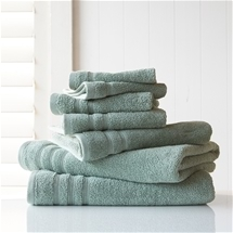 7 Piece Cotton Towel Set