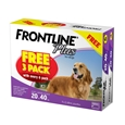 Frontline Plus Dog 6+3 Pack_DHF0162_2