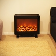 Electric Log Fire Heater_ELTHR_1
