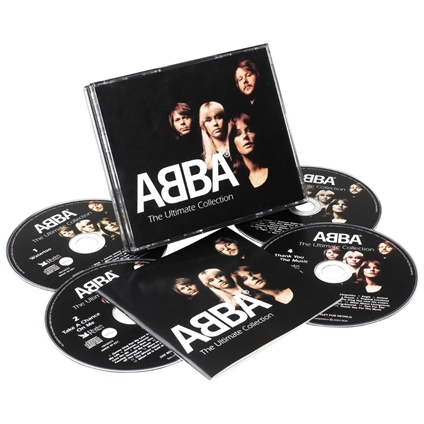 Abba - The Ultimate Collection