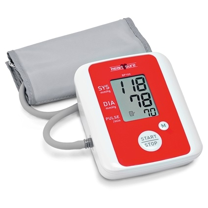 Heart Sure Blood Pressure Monitor
