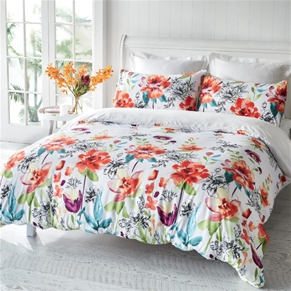Lucia Quilt Cover Set